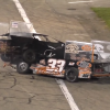 Racecar Drivers Get in a Fist Fight After Collision on the Anderson Speedway [VIDEO]