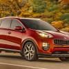 Kia Motors September Sales Propelled by Sportage CUV and Niro Hybrid