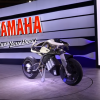 Yamaha's MOTOROiD Motorcycle Concept Has Gesture and Facial Recognition