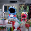 """Sesame Street"" and Chrysler Team Up to Celebrate the Holiday Season"
