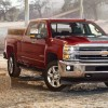 2018 Chevrolet Silverado 2500HD Overview