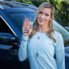"Katie Cassidy Partners with AT&T's ""It Can Wait"" Campaign to Prevent Distracted Driving"
