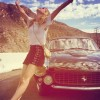 10 Classy Celebrities Who Drive Classic Cars