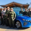 Care About the National Parks? Hyundai Does. That's Why It Donated the Ioniq