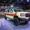 GMC Brings Desert Fox Middle East Concept Truck to Dubai International Motor Show