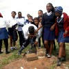 Nissan Donates Water System to School in South Africa