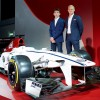 Sauber F1 Reveals 2018 Driver Lineup and New Livery