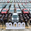 Chevrolet Vietnam Hand-Delivers 10,000th Vehicle Sold in 2017