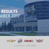 General Motors Was Canada's Top Automaker at Retail in 2017
