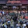 Liquid Blue Ford GT, VIN 001 Mustang Bullitt Raise $2.85 Million for Charity at Barrett-Jackson Scottsdale