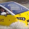 Tsunami Inspires Japanese Floating Car Design