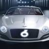 Bentley's EXP 12 Speed 6e Concept Wins Good Design Award