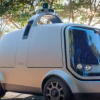Nuro's Self-Driving Delivery Car Prototype