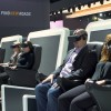 Chevrolet Offers the Virtual Dynamics Lab 4-D Experience to Guests at the North American International Auto Show