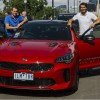 Kia Delivers Vehicles to 2018 Australian Open