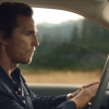 Fully-Clothed Matthew McConaughey Drums on the Wheel of 2018 Lincoln Navigator in New Commercial