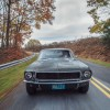 "[PHOTOS] The Original ""Bullitt"" Ford Mustang GT Driven by Steve McQueen Races Out from the Dust of History"