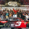 Austin Dillon's Daytona Victory Recorded for Posterity on His Posterior