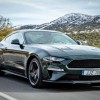 2019 Ford Mustang Bullitt Makes European Debut With a Chase Through the Swiss Alps