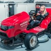 Honda Builds New 'Mean Mower' to Reclaim Fastest Lawn Mower Record