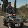 Austin Coulson Builds World's Smallest Roadworthy Car