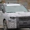 New Spy Shots of the 2020 Cadillac XT6