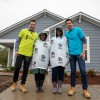 Nissan And Habitat For Humanity Wrap Up Home Is The Key Campaign
