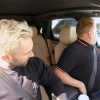 Adam Levine and James Corden Get Pulled Over by Police Before Hitting the Track on Carpool Karaoke