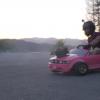 Someone Put a Honda Dirt Bike Engine in a Barbie Car