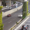 Mexico City Uses Vertical Gardens on Highway Pillars to Combat Vehicle Emissions and Noise
