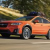 2019 Subaru Crosstrek Overview