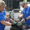 Ford Accepts 100 Used Car Seats at 11th Annual IT e-Waste Recycling Day