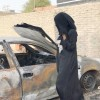 Saudi Woman's Car Destroyed In Arson