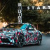 Watch the New Toyota Supra Make Its World Debut at Goodwood