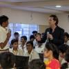 Nissan Brings Design Workshop to Indian Students