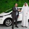 First Chevrolet Bolt EV Delivered in UAE
