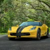Hertz Celebrates Its 100th Anniversary with a Special Edition Chevrolet Corvette Z06