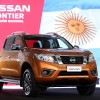 Nissan Frontier Goes into Production in Argentina