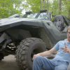 """Halo"" Fan Recreates the Iconic Warthog Vehicle from the Game"