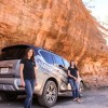 Women's Rally Team Takes Nissan Armada for a Spin