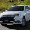 UK Sales Rank Mitsubishi Outlander PHEV in Top Spot for Plug-in Hybrid Models