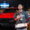 Steve Pearce Wins World Series MVP — and a New Chevy Silverado