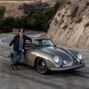 John Oates Shows Off Custom Porsche 356 Honoring 70th Anniversary of Porsche
