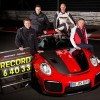 Porsche 911 GT2 RS MR Sets New Road-Legal Nürburgring Record
