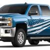 "Chevy Offers Patriotic ""Tribute Edition"" for 2019 Silverado 2500HD, 3500HD"