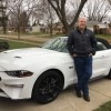 Ford Credit Retiree Jesse Foster Wins Kona Blue Ford Mustang Bullitt