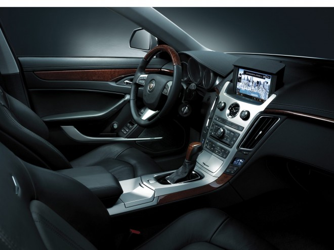 2013 Cadillac CTS Coupe   The News Wheel