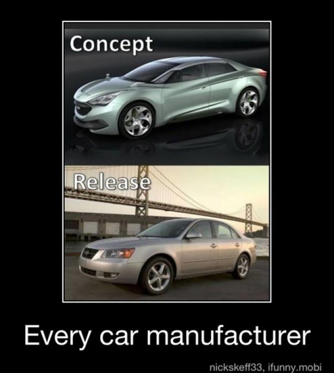 A Brand New Car Meme