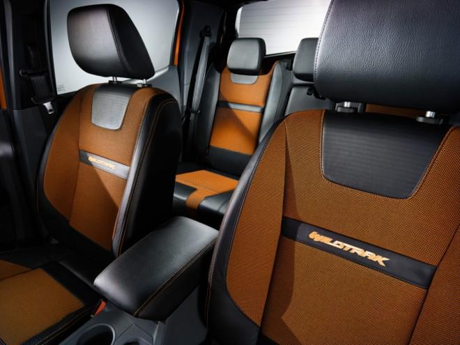 Ford Ranger Wildtrak Bows At Frankfurt Motor Show