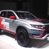 Mitsubishi Outlander PHEV Rally Car | The News Wheel